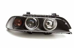 Strålk hö H7/H7 BMW 5-serie