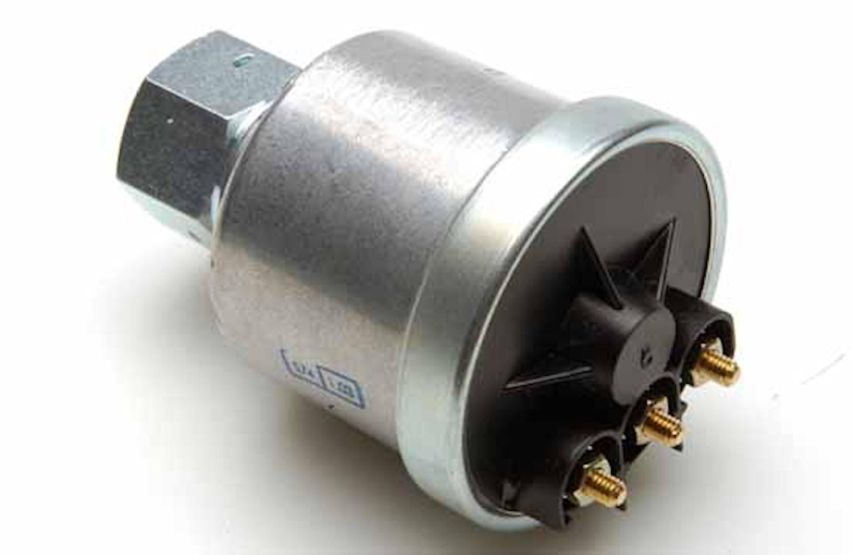 Generatorgiv. F. Varvräknare 7