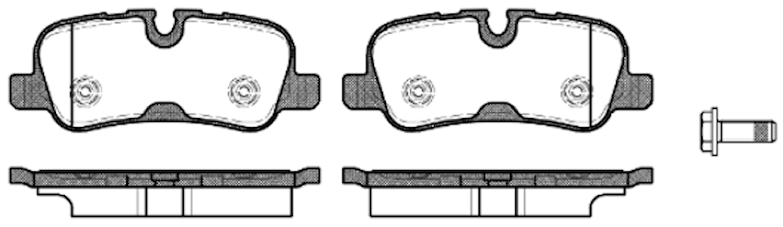 Belägg HP T2127