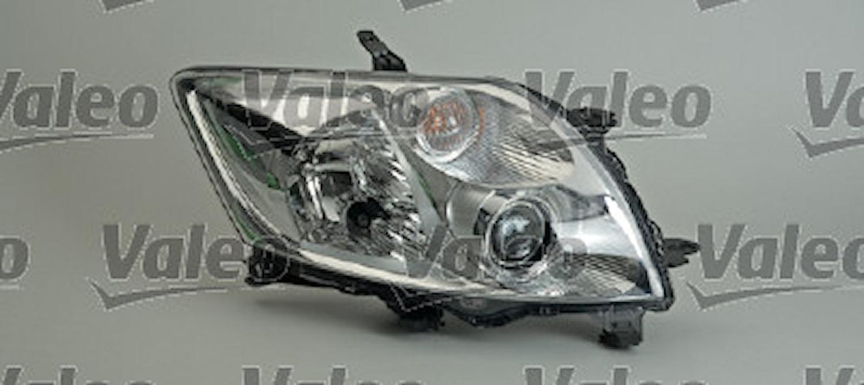Strålk vä H11 Toyota Auris 07-