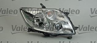 Strålk hö H11 Toyota Auris 07-