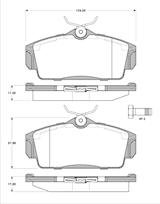 Belägg HP T5121