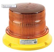 Varningsfyr UltraRay R TWIN