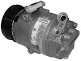 Kompressor 12V CVC Poly V6
