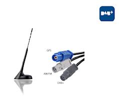 Antenn DAB-A-GPS-a
