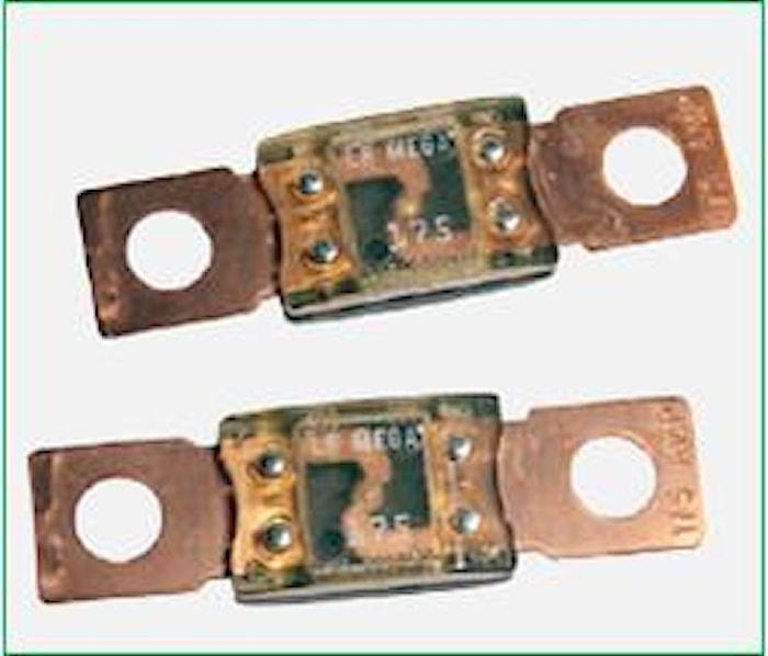 Mega-säkring 51mm 125A