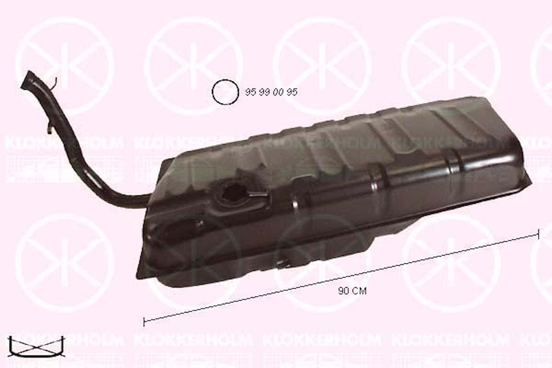 B.tank 42l ej inj blyfri+comb