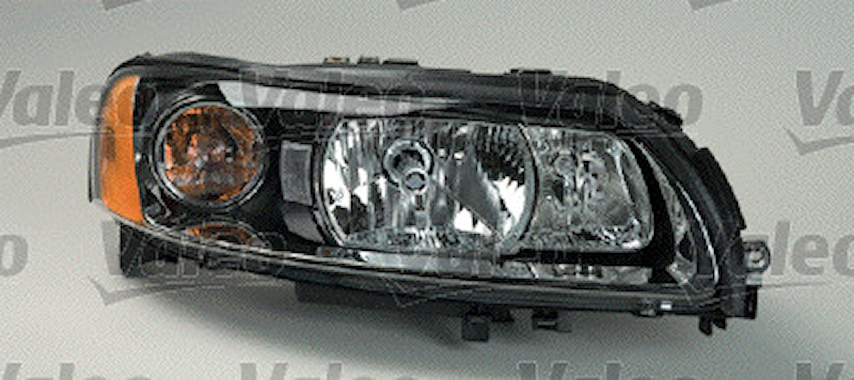 Strålk vä Xenon/H9 Volvo S60