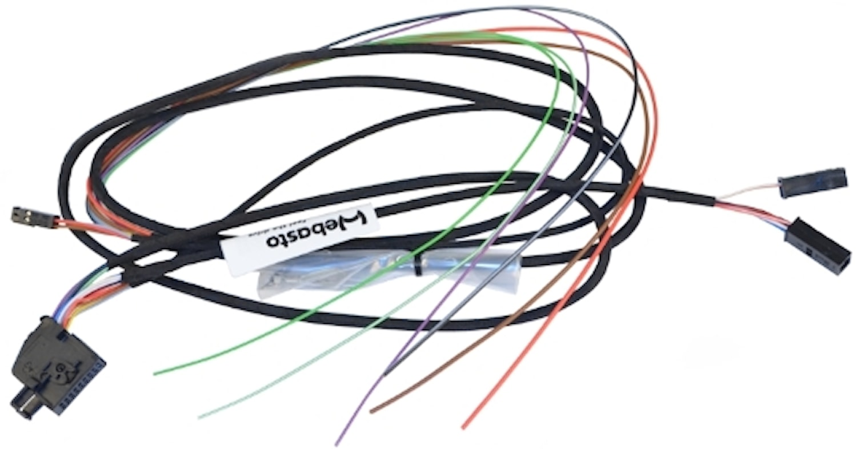 Unibox kabel Air Top värmare