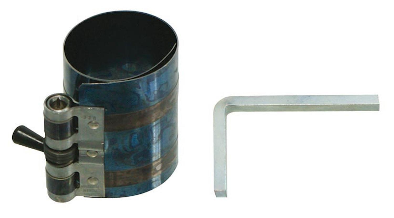 Spännband för kolvringar