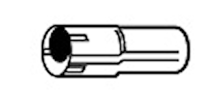 Steghylsa 48/51 mm