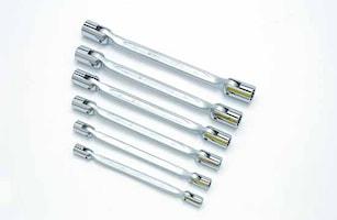 Lednyckelsats 8-19 mm