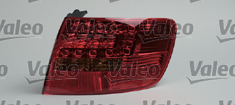 Baklykta hö Audi A6 7.06-08