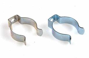 Fjäderklämma 30 mm 2-pack