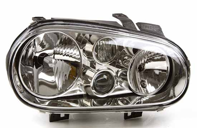 Strålk hö H1/H7/H3 VW Golf