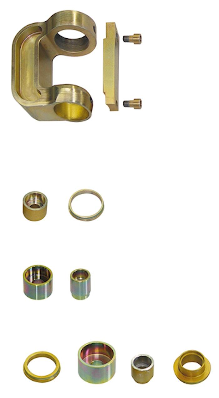 Hydraulisk pressats, bärarm MB