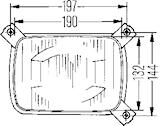 Helljusstrålk vä H2 190x132mm