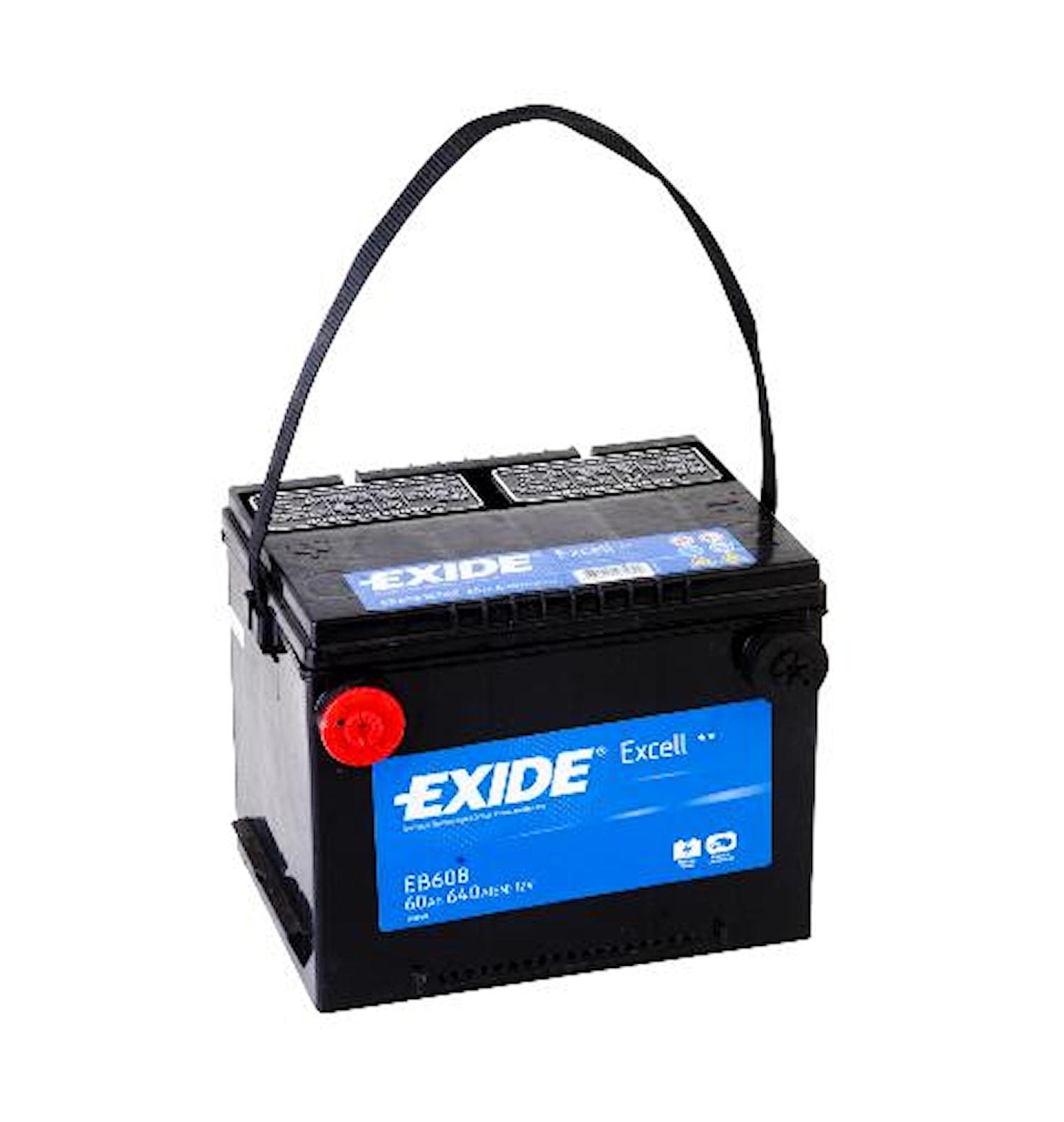 Batteri USA 90RC 630cca
