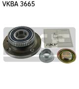 Hjullagersats ers.VKBA890,938
