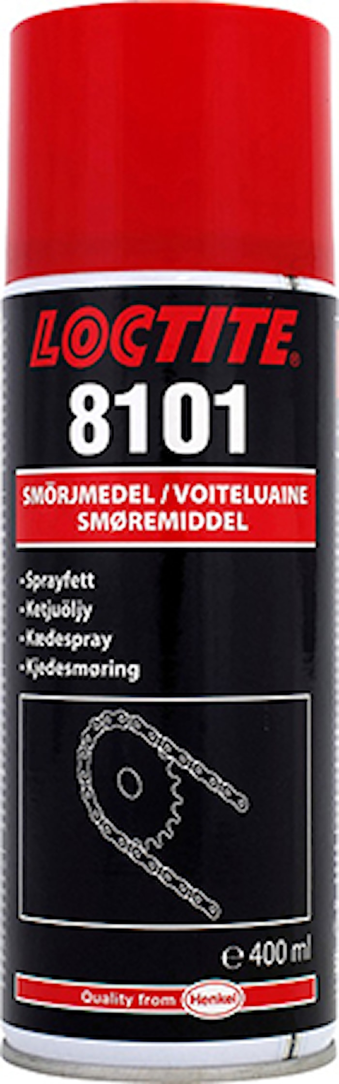 Loctite 8101 400ml spray