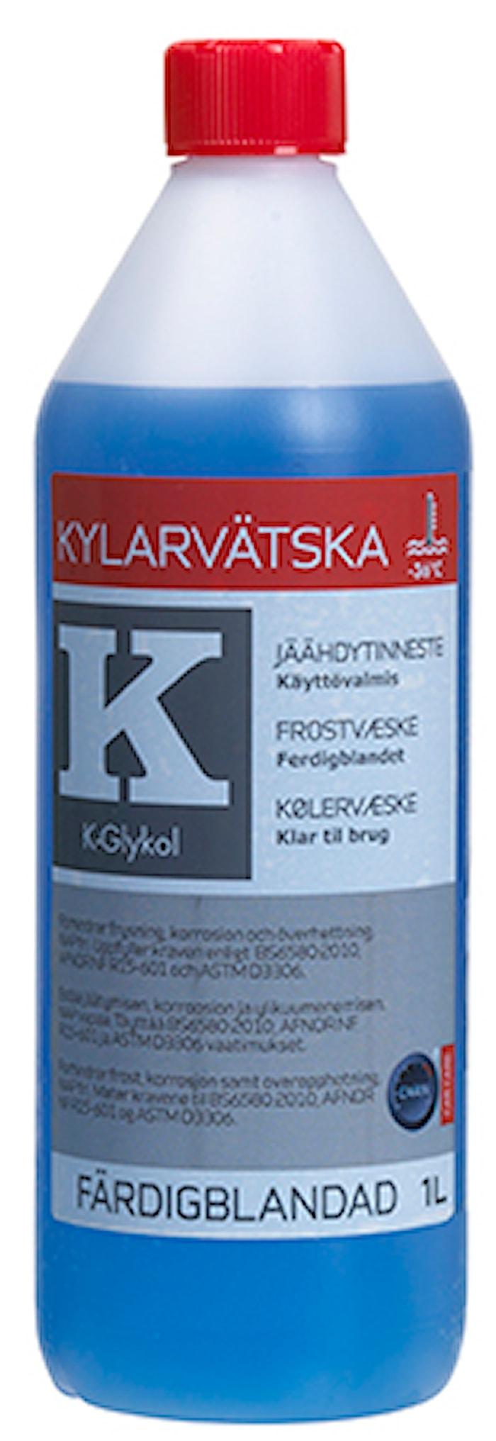 Kylarvätska K-Glykol BS6580 Fb
