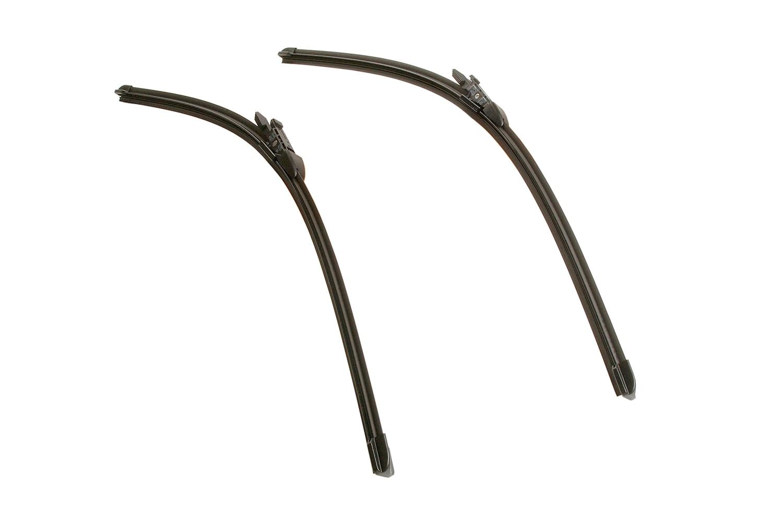 Flatblade set 600mm+580mm