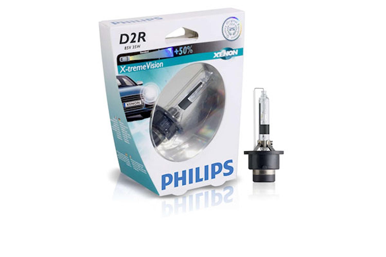 Gasurladdningslampa D2R Xtreme