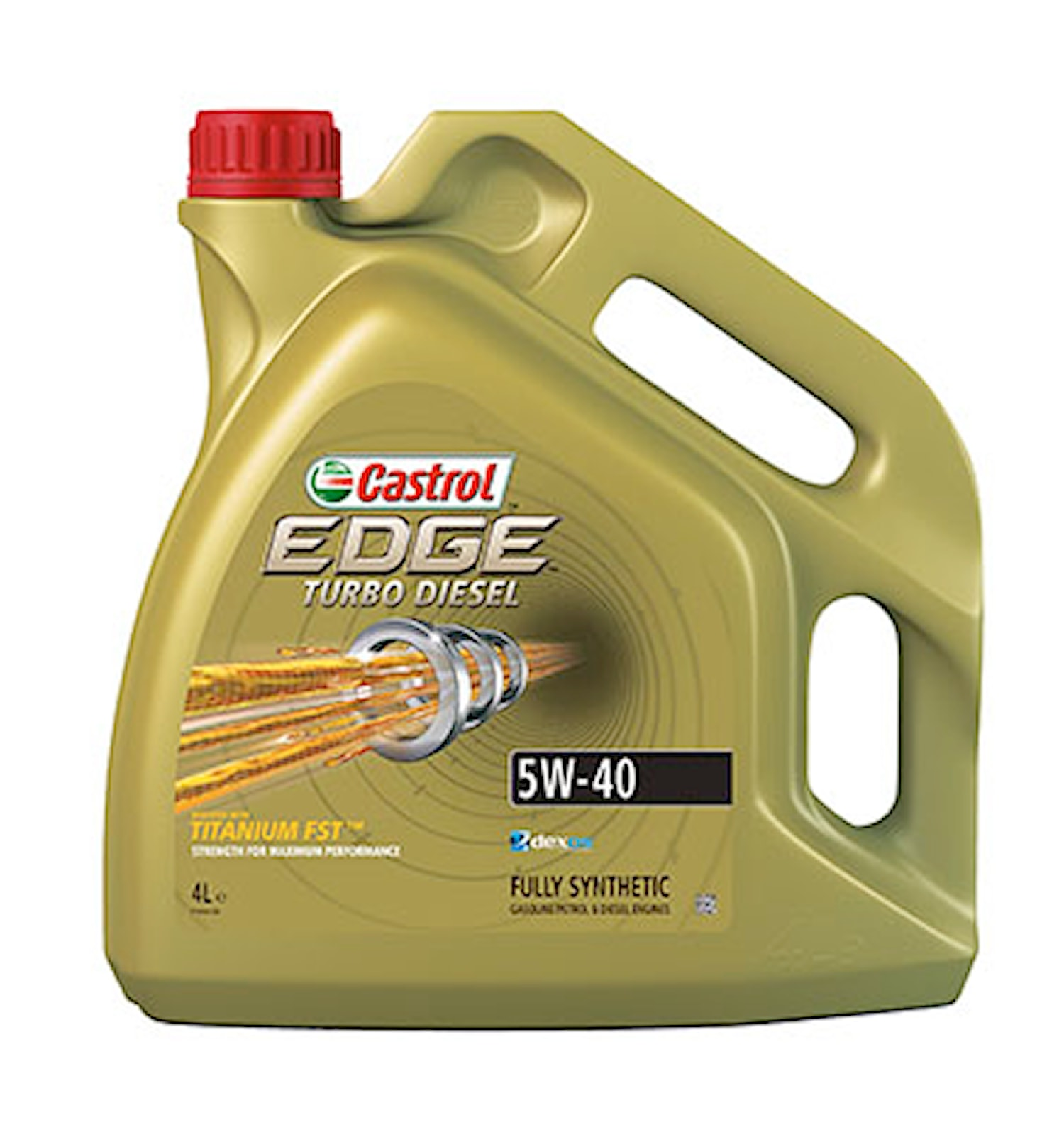 EDGE Ti Turbo Diesel 5W-40 4l