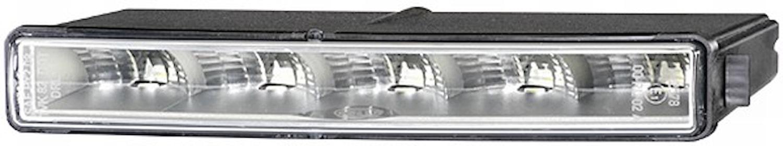 Varselljuslykta vä LED 12V vit