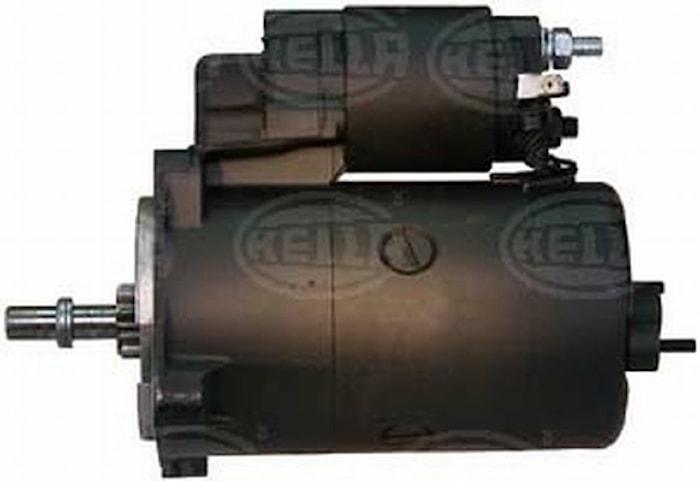 Startmotor utbytes 12V/0,95kW