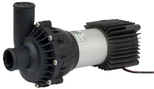 Vattenpump 24V/20 mm 3300 l/h