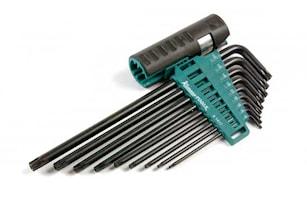 Torx nyckelsats TP10-TP50