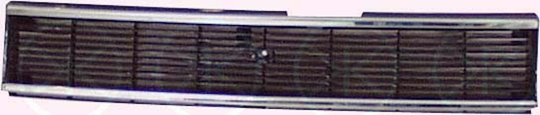 Kylargrill, svart    -85