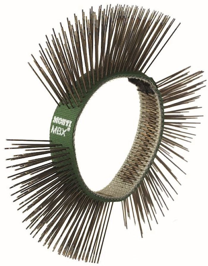 MBX-band fin/grön 11mm