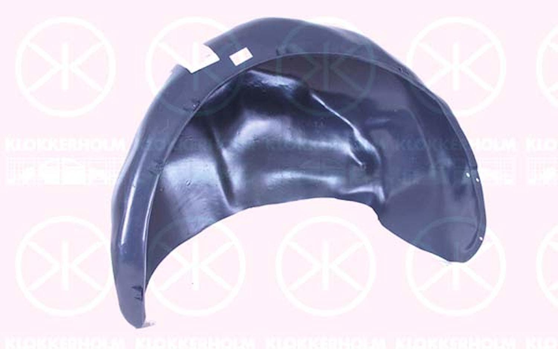 Innerskärm bak (Plast)
