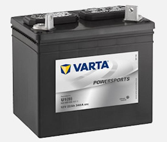 Batteri 22Ah MC Wet