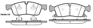 Belägg HP T2053