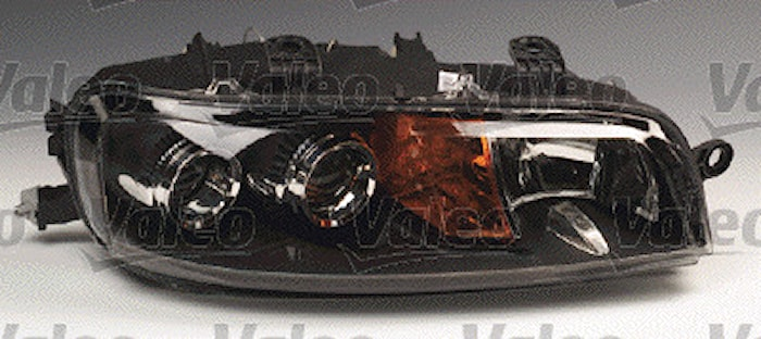 Strålk hö H7/H7 Fiat Punto
