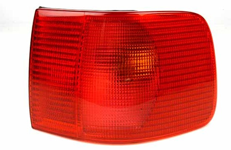 Lyktinsats hö röd f bakl Audi