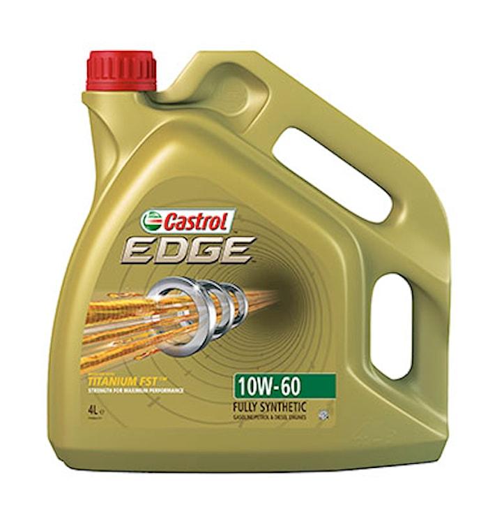 EDGE Ti 10W-60 4l