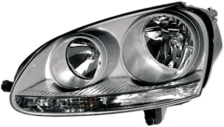 Strålkastare vä H7/H7 VW Golf