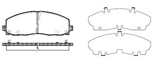 Belägg HP T3144