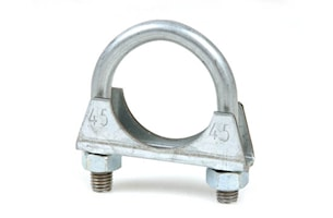 Rörklammer 44,5 mm M10