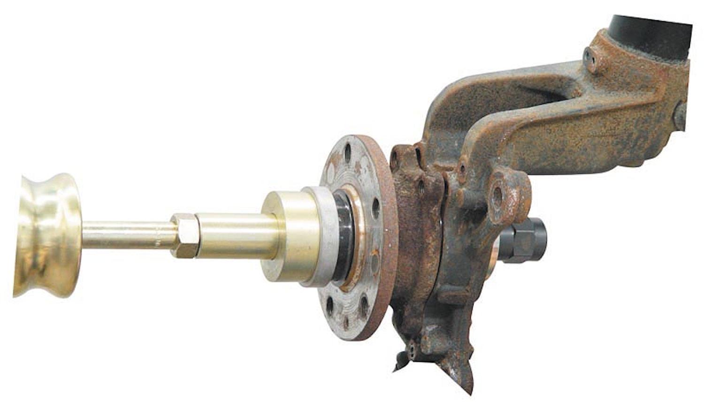 Avdragarverktyg för hjullager