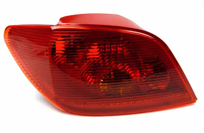 Baklykta vä Peugeot 307