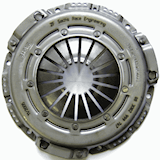 Tryckplatta Performance 228 mm