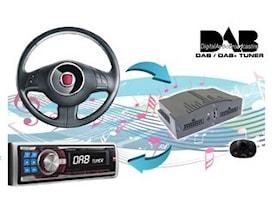 MediaDAB Mazda
