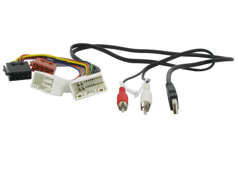 Adapter ISO Hyundai  2010-