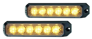 Blixtlyktsats BST LED gul