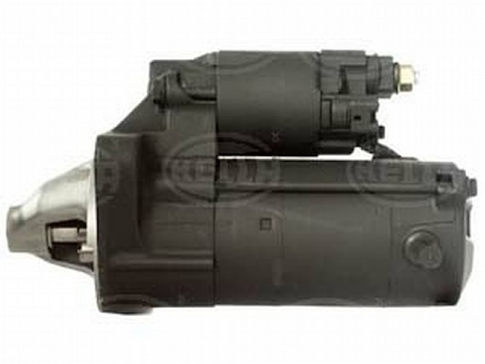 Startmotor utbytes 12V1,0kW